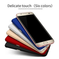 Ultra-thin Shockproof Glossy Hard Plastic Back Case Cover For Samsung S8 Note 8