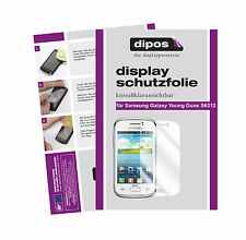 Samsung Galaxy Young Duos S6312 Film de protection d'écran cristal clair