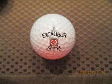 LOGO GOLF BALL-EXCALIBUR GOLF CLASSIC...A CHARITY CLASSIC FOR CHILDREN...