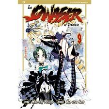 THE QWASER OF STIGMATA 9 (Seikon no Qwaser) MANGA J POP jpop - NUOVO
