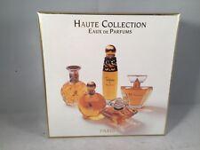 Ralph Lauren Lancome Haute Collection Eau de perfume Paris Miniature collection