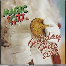 Magic 107.7 Holiday Hits 2008 - Promotional Giveaway CD Sealed - 1224