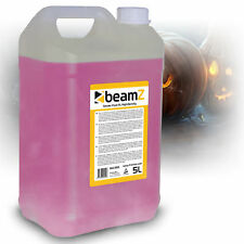 Beamz Professional Smoke Fluid Top Quality Liquid Fog Machine 5L Halloween Party