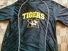 Missouri Tigers Nike blank jersey NCAA