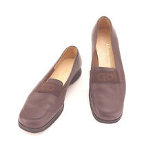 Auth Salvatore Ferragamo Loafer Gancini Women''s used Y4362