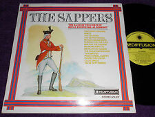 """""""THE SAPPERS""""  BAND OF THE CORPS OF ROYAL ENGINEERS. 1972 UK LP ZS 107"""