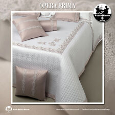 OPERA PRIMA. NIMES Trapuntina | Quilted bedspread