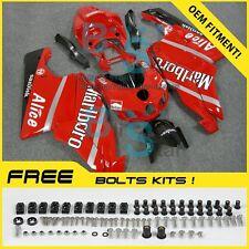 Fit Ducati 999 749 2005-2006 Fairings Bolts Screws Set Bodywork Plastic 08