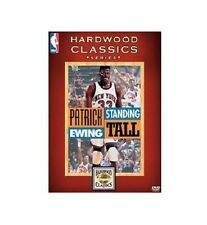 NBA PATRICK EWING NEW DVD STANDING TALL RARE NCAA NEW YORK KNICKS HARD TO FIND