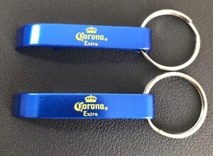 Metallic CORONA EXTRA Key-ring Can Bottle Opener
