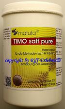 TIMO Carbonate MATUTA 1000g  für Meerwasser Aquarien 18,40€/kg
