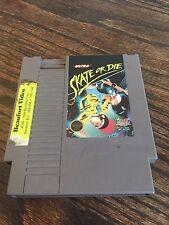 Skate or Die (Nintendo Entertainment System, 1988) NES Cart NE4