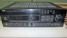 Yamaha Natural Sound AV Receiver RX-V592 RDS