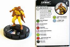 Heroclix - #005 Catman - Harley Quinn and the Gotham Girls