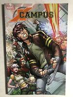 X-CAMPUS (2010) Marvel Comics TPB 1st FINE-