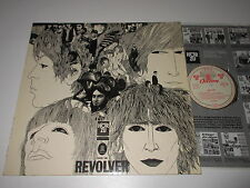 LP/THE BEATLES/REVOLVER/Odeon Hörzu SHZE 186