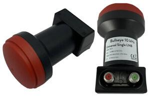 QO-100 Bullseye TCXO LNB - Ultra Stable LNB for QO-100 and Ku Band Satellites