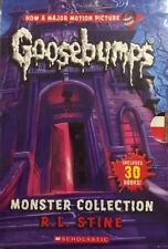 Goosebumps Monster Collection by R. L. Stine (Paperback, 2016)
