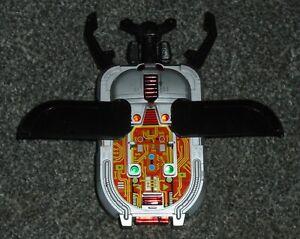BeetleBorgs Grail. Original Data Bonder Morpher Lights Sounds  Bandai 1996