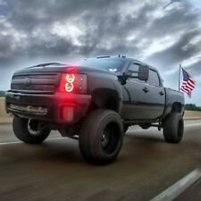 ORACLE Lighting HALOKit For Silverado Chevrolet 2007-2013 Red LED 2639-003