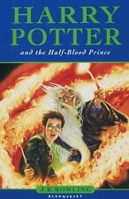 Harry Potter and the Half-Blood Prince (Harry Potter 6)[Children's Edition],J.
