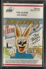 JIVE BUNNY AND THE MASTERMIXERS - THE ALBUM – MUSIC CASSETTE TAPE 1989 - TESTED