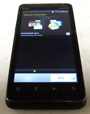 HTC EVO (Sprint) 1GB Black Smartphone Bad ESN Camera Issues Sold As Is