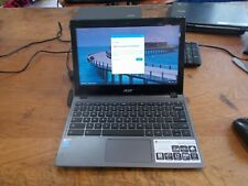 ACER C720 CHROMEBOOK CORE i3 4GB RAM 16GB SSD READ DESCRIPTION
