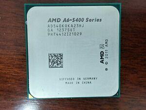AMD CPU Processor A6-5400K 3.60 GHz FM2 | AD540K0KA23HJ