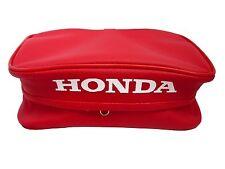 Rear Fender Bags Honda Xr100 XR200 Xr250 Xr400 Xr500 Xr600 XR650, RED
