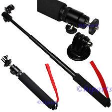 Extendable Telescopic Monopod Selfie Pole Handheld Stick for GoPro Hero 2 3+ 4 5
