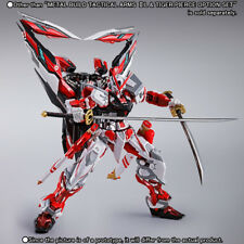 BANDAI METAL BUILD ASTRAY Red Gundam TACTICAL ARMS II L & TIGER PIERCE OptionSet