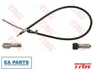 Cable, parking brake for SMART TRW GCH2605