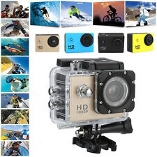Best Sport Camcorder DV Action Camera HD 1080P 5V/1A Anti-Water Wide Angle AN