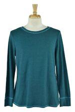 Eddie Bauer Men Tops T-Shirts XXL Blue Cotton