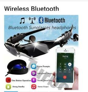 Wifi Bluetooth Headphone sunglasses
