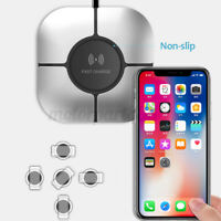 Wireless Qi Fast Charging Charger Station For iPhone 8/7 Plus /X For Samsung