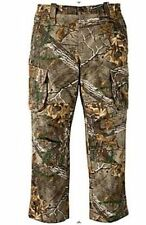 NWT RED HEAD SILENT-HIDE MOSSY OAK CAMO CARGO PANTS-2X XXL XX-LARGE