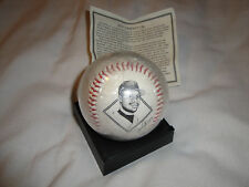 Ken Griffey Jr. Commemorative Baseball Seattle Mariners Junior Hall Of Fame