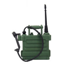 Radio Station Phone Accessory For 1/10 RC Crawler Axial SCX10 D90 D110 TF2 TRX-4