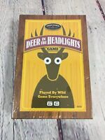 Deer in the Headlights Card & Dice Game - New Sealed in Plastic - 2013