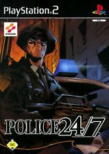 Police 24/7 - [PlayStation 2]