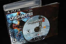 Uncharted 2 Among Thieves (Sony PlayStation 3, 2009)