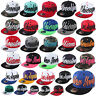 Ethos City Snapback Cappello Sidescript 2-tone Flessibile Nuovo Fit
