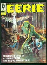 Eerie #11 Fine Minus (5.5) Warren Magazine (1967) Orlando Cover Wally Wood