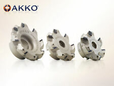 AKKO Planfräser für WSP Typ Sandvik R245.12T3 D=50mm