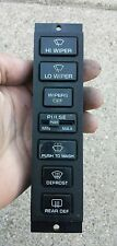 1987 1988 1989 Buick Riviera Reatta Wiper switch control 1649783 OEM used