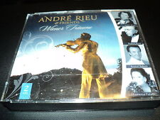 "COFFRET 2 CD ""ANDRE RIEU & FRIENDS - WIENER TRAUME"""