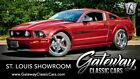 2007 Ford Mustang GT/CS California Special Redfire 2007 Ford Mustang  4.6L SOHC Supercharged V8 5 Speed Manual Available No