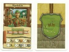 Glass Road mini expansion Harlekin Spielbox Promo Card NEW